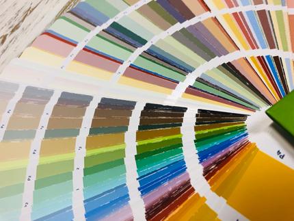 Farben - Mittwoch